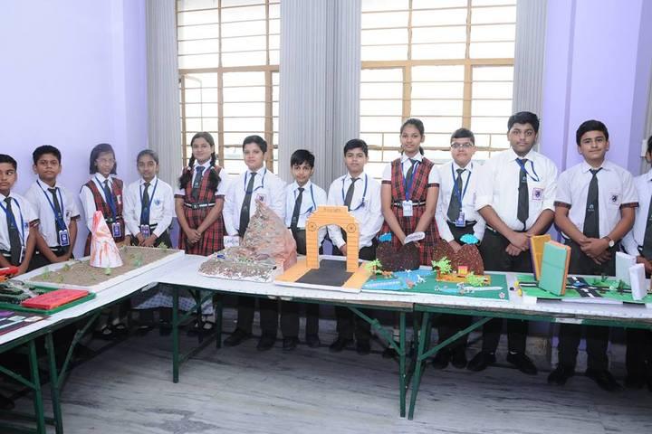 Radha Govind Public School-Exhibition