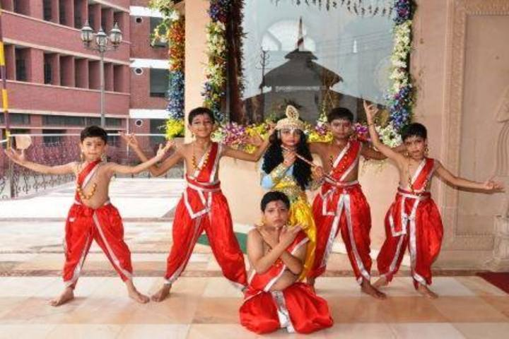 Radha Govind Public School-Janmashtami