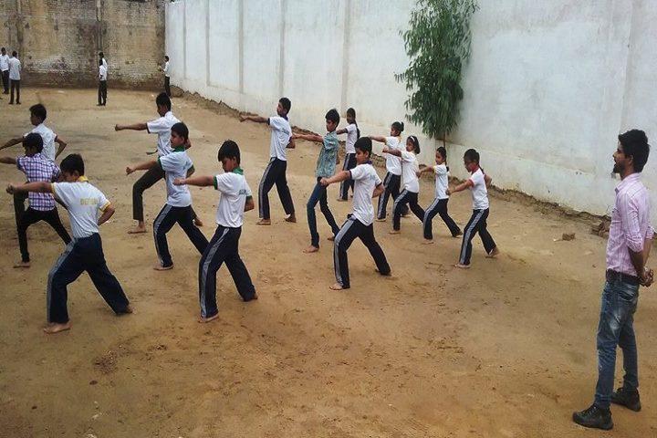 Radha Govind Public School-Summer Camp