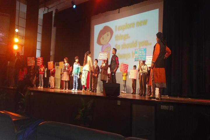 Radha Krishna Public School-Drama