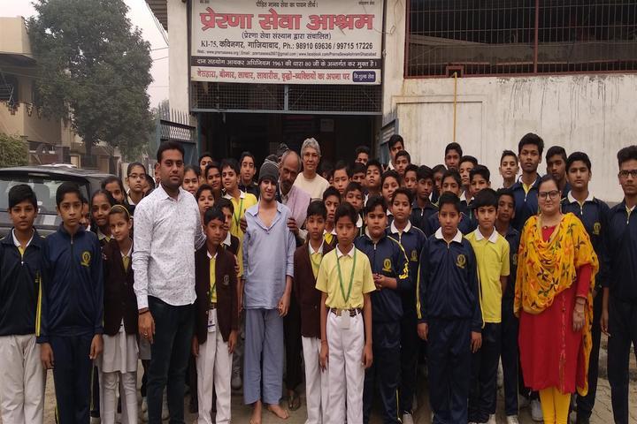 Radha Krishna Public School-Educational Tour