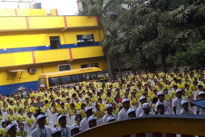 Radha Krishna Public School-Event