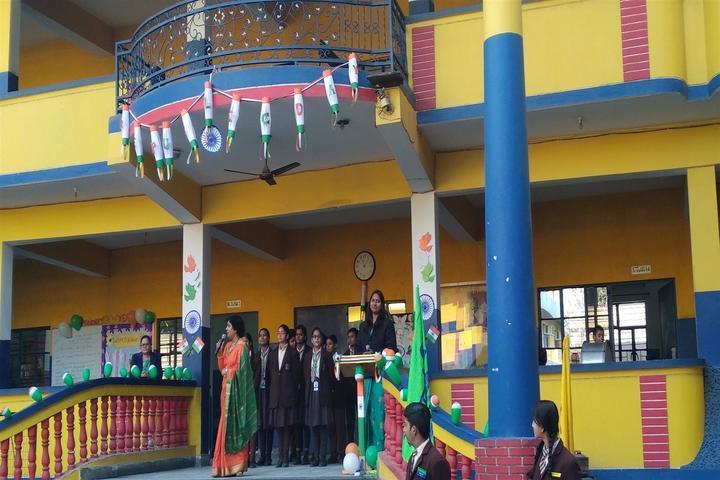 Radha Krishna Public School-Republic Day