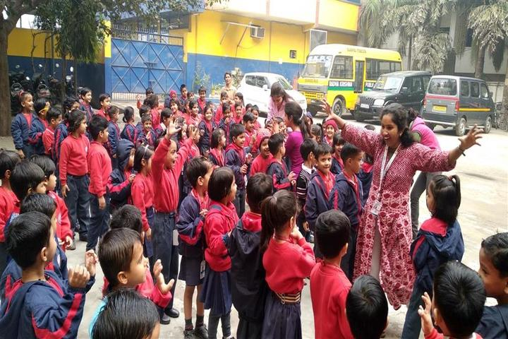 Radha Krishna Public School-School Trip