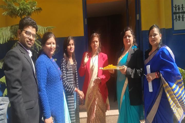 Radha Krishna Public School-Teachers Day