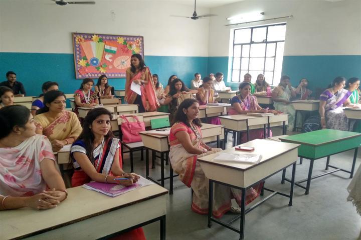 Radha Krishna Public School-Training Classes