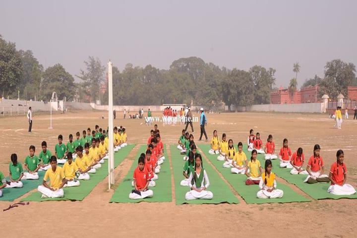Woodbine Modern School-Yoga