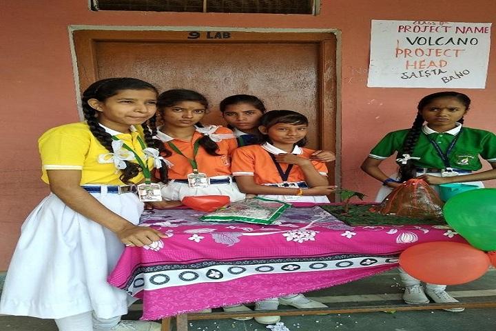 Radhika International School-Students Project