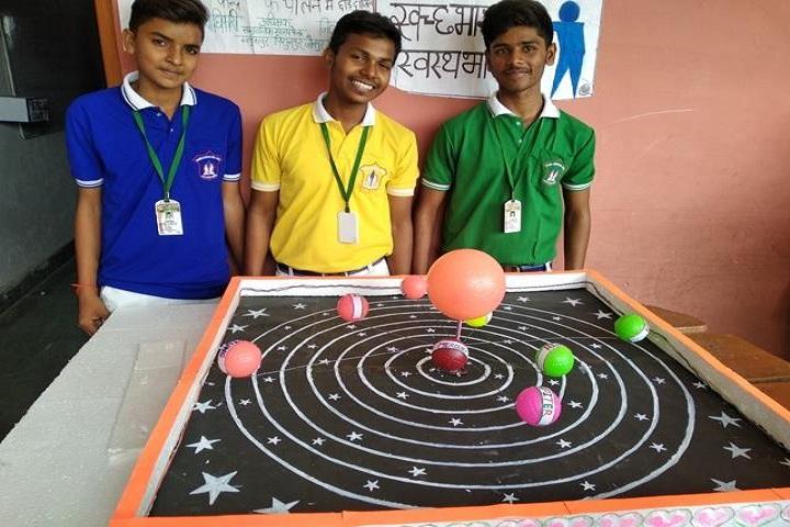 Radhika International School-Students Project2