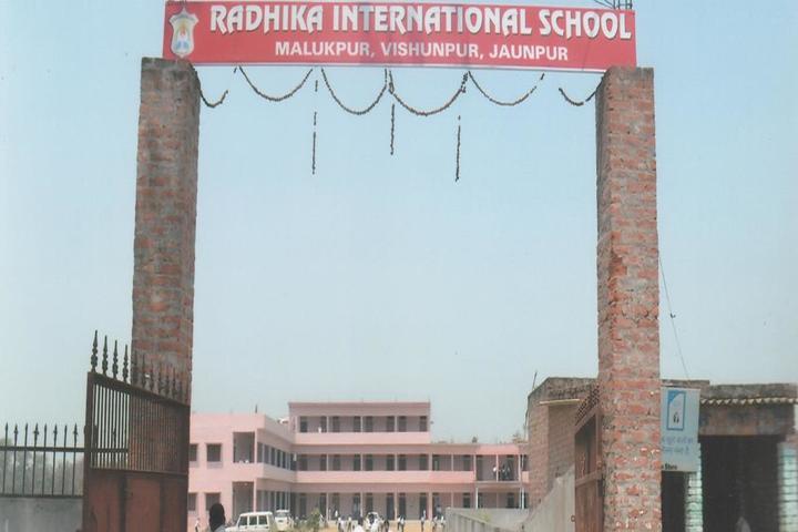 Radhika International School-Campus