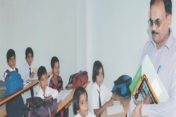 Radhika International School-Classroom