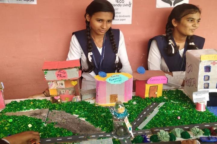 Radhika International School-Exhibition