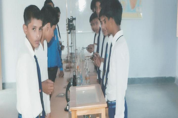 Radhika International School-Labs