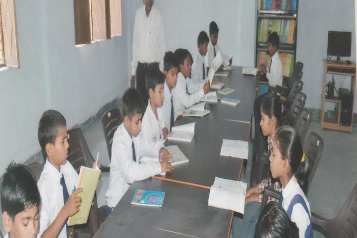 Radhika International School-Library