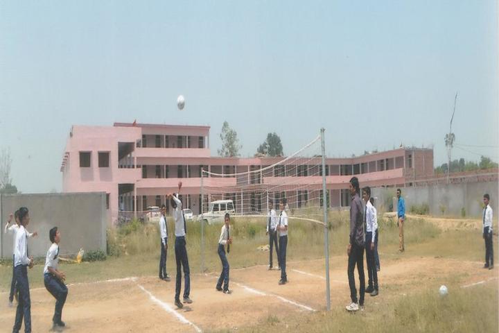 Radhika International School-Play Area