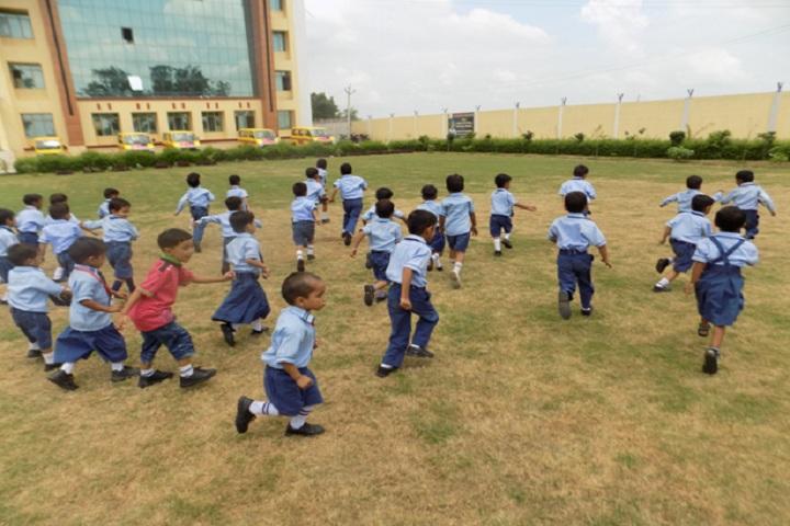 Radisson The School-Outdoor Games