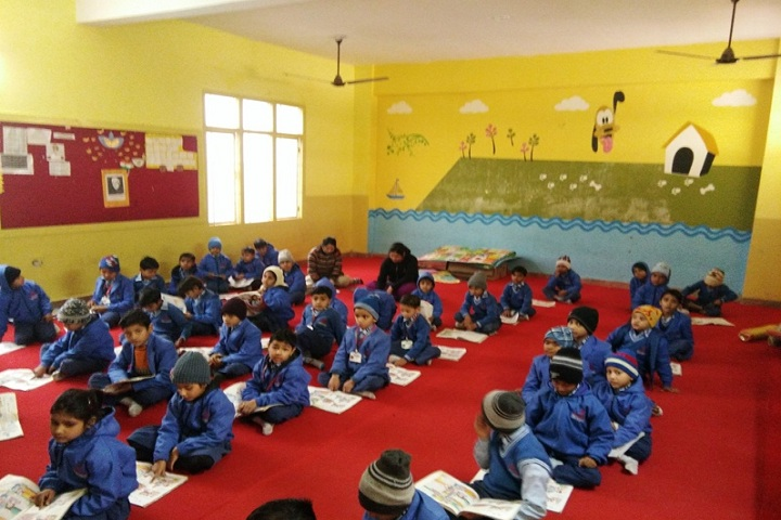 Radisson The School-Activity Room