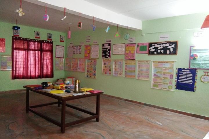 Radisson The School-Maths Labs