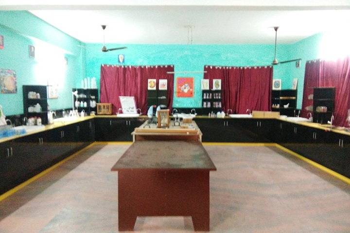 Radisson The School-Science Labs