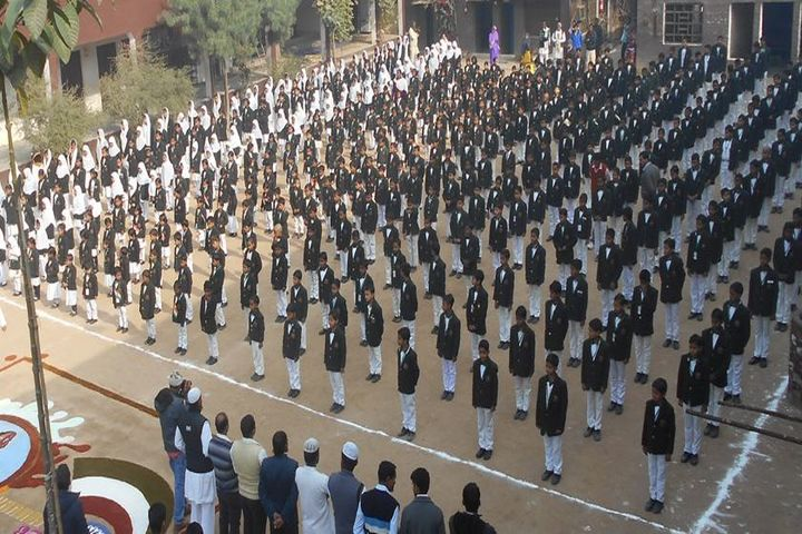 Rafi Memorial English School-Assembly
