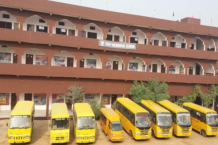 Rafi Memorial English School-Campus