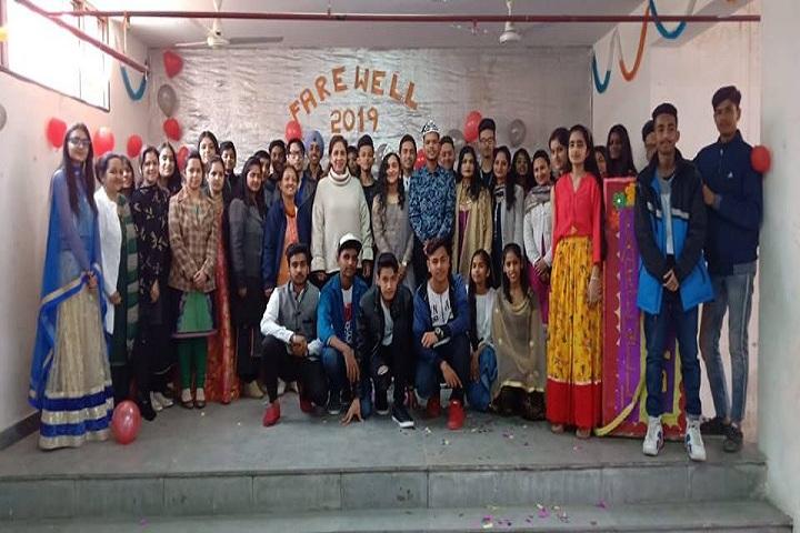 Aanchal International School-Farewell