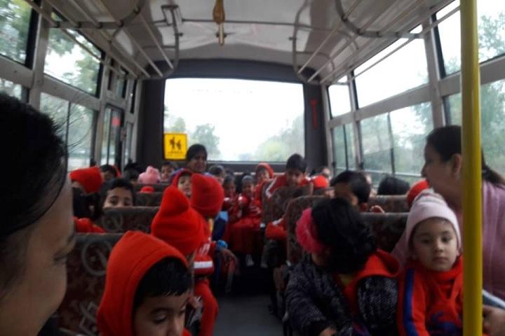 Aanchal International School-Transport