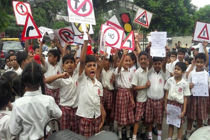 Aanchal international school-Activity
