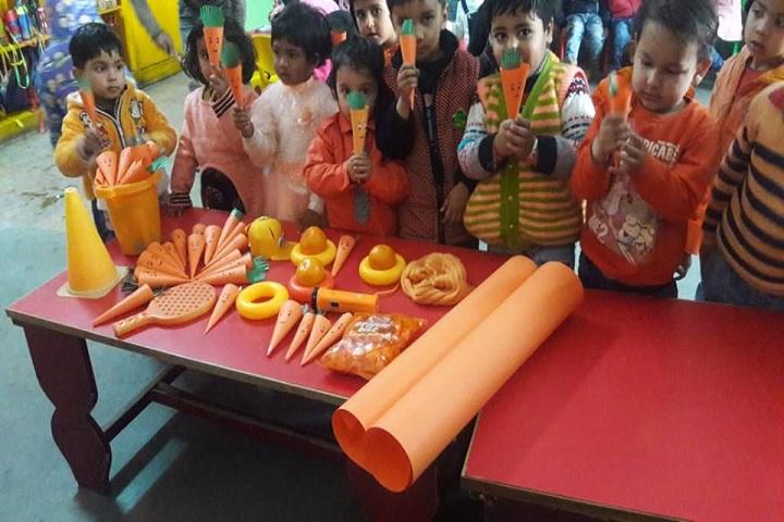 Aanchal international school-Art