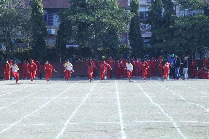 Aanchal international school-Sports