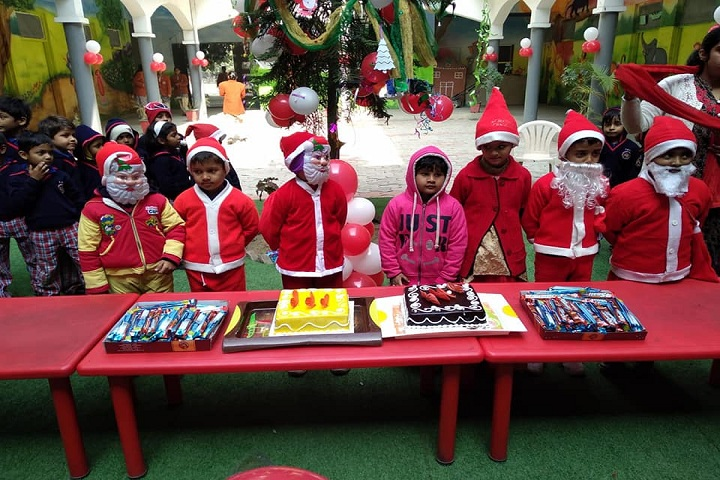 Sri Raghukul Vidya Peeth-Christmas Celebrations