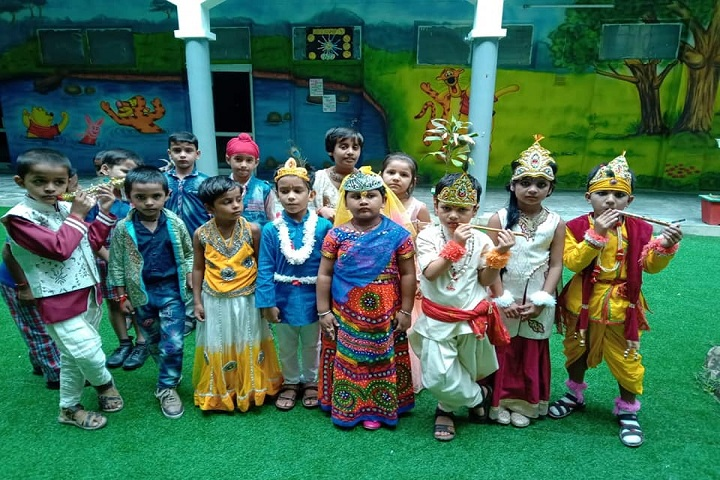 Sri Raghukul Vidya Peeth-Festive Celebrations