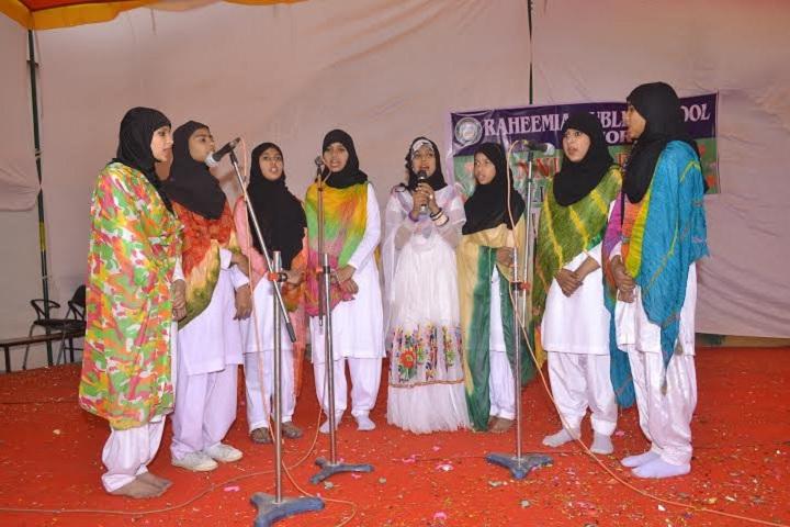 Raheemia Public Junior High School-Event