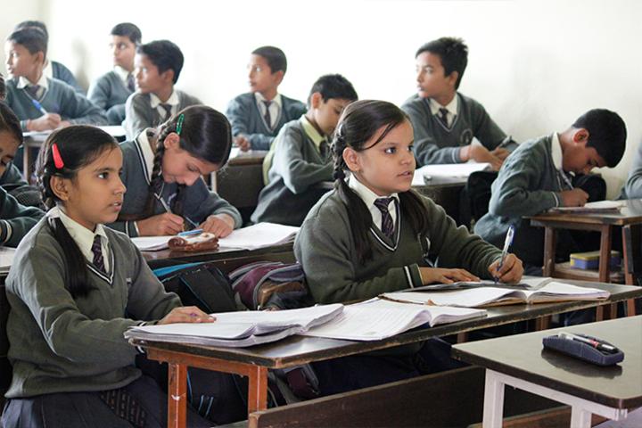 Rahul International Public School-Classroom2