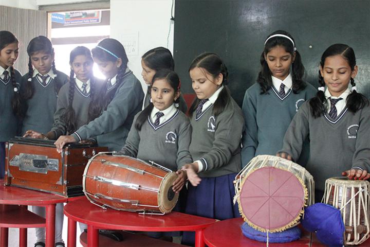 Rahul International Public School-Music Class
