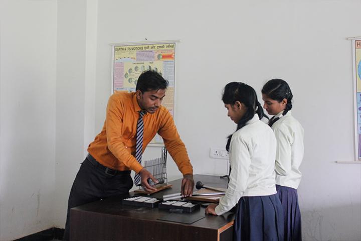 Rahul International Public School-Physics Lab