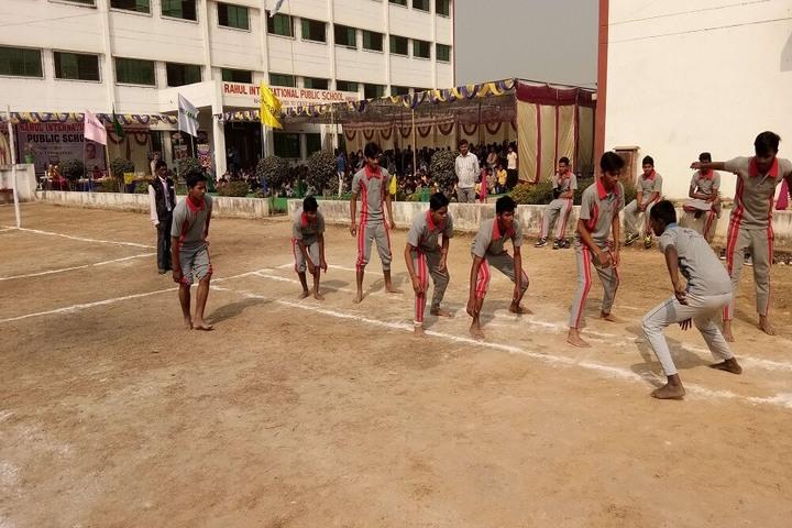 Rahul International Public School-Sports