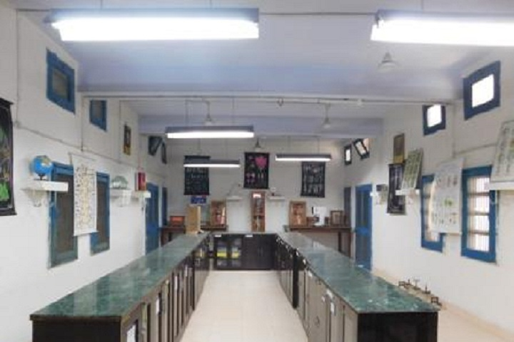 Air Force School-Science Lab