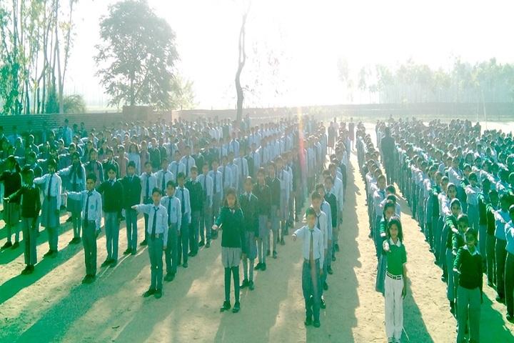 Rainbow Public School-Assembly