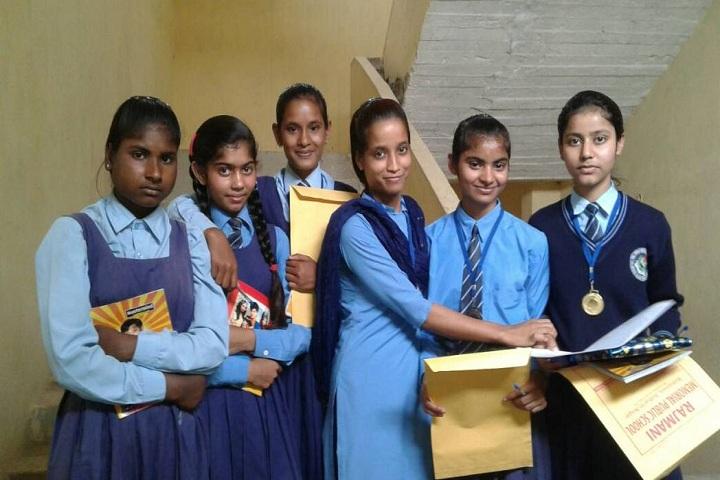 Raj Mani Singh Memorial Public School-Activity2