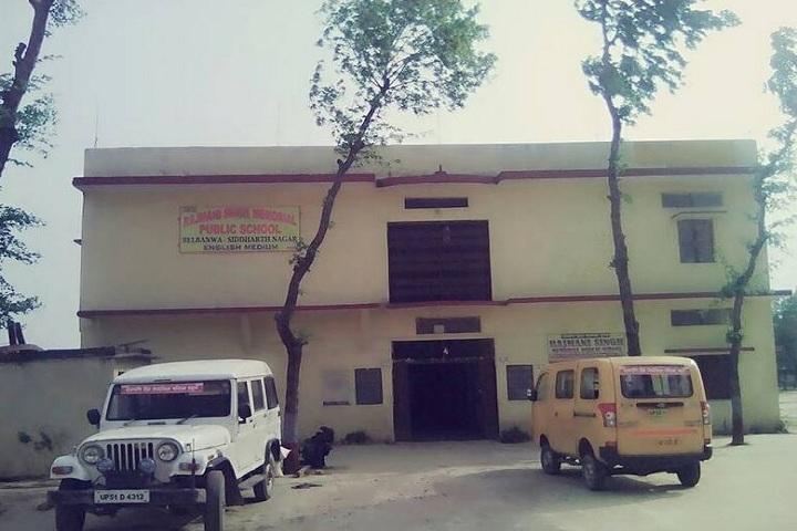 Raj Mani Singh Memorial Public School-Campus View