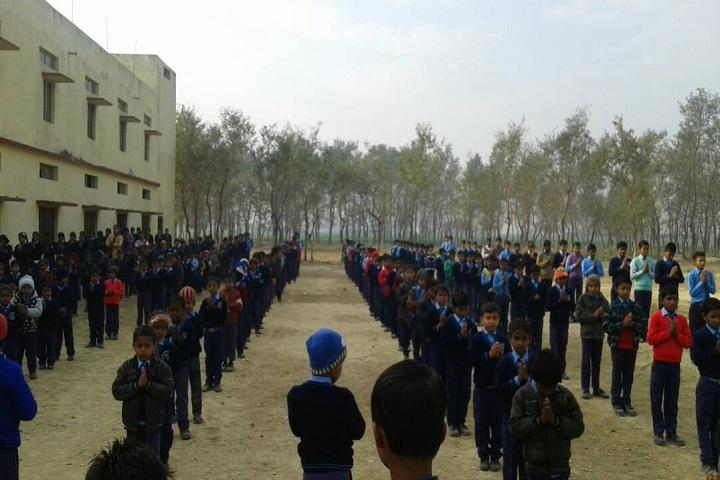 Raj Mani Singh Memorial Public School-Assembly