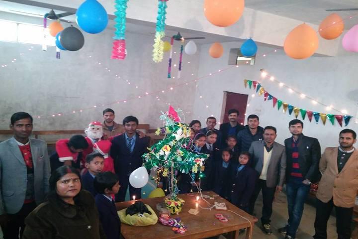 Raj Mani Singh Memorial Public School-Christmas Celebrations