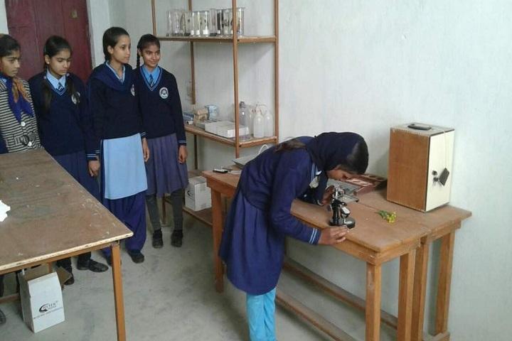 Raj Mani Singh Memorial Public School-Bio Labs
