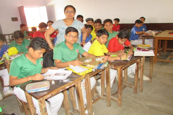 Rajendra Lohia Vidyamandir-Activity