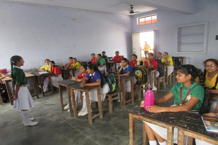 Rajendra Lohia Vidyamandir-Classroom