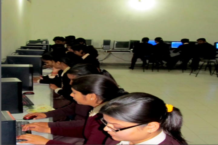 Rajendra Lohia Vidyamandir-Computer Lab
