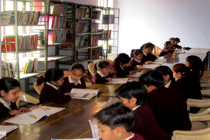 Rajendra Lohia Vidyamandir-Library
