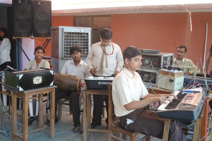 Rajendra Lohia Vidyamandir-Music Class