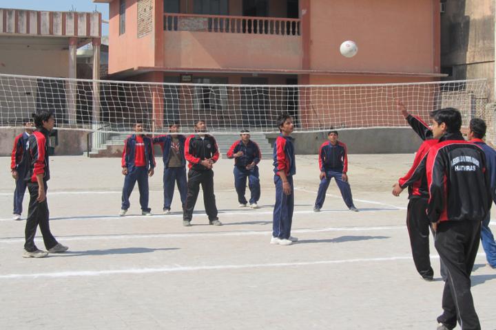 Rajendra Lohia Vidyamandir-Sports